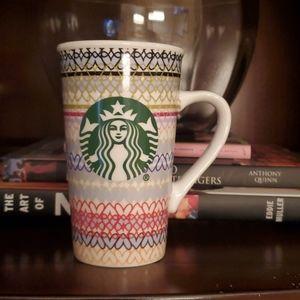 Starbucks 16 oz mug